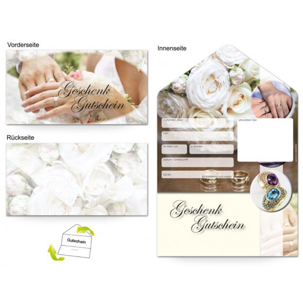 Gutschein Schmuck und Juwelen - Hochzeitsring
