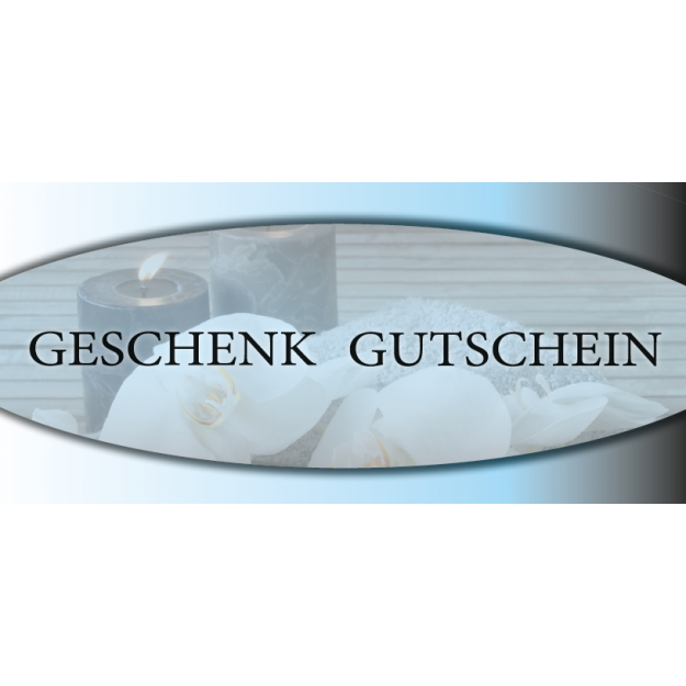 Gutschein Massage & Wellness - Frauengesicht
