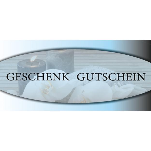 Gutschein Massage & Wellness - Frauengesicht
