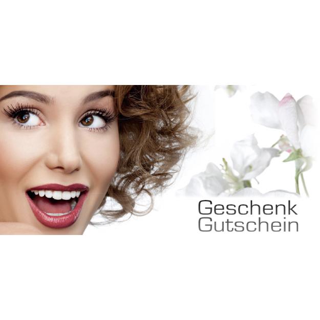 Gutschein Kosmetik - Frau fit und gesund