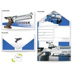 Gutschein Sport & Aktivitäten - Pistole