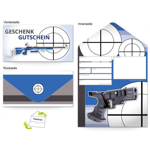 Gutschein Sport & Aktivitäten - Luftgewehr