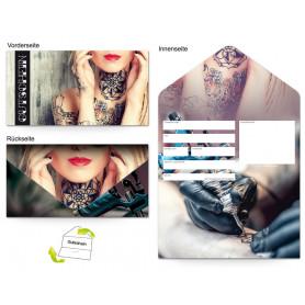Gutschein Verschiedenes - Tattoo