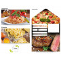Gutschein Gastronomie - Pasta und Fleisch