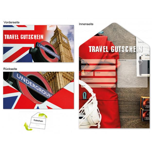 Gutschein Reisen Städtereisen London