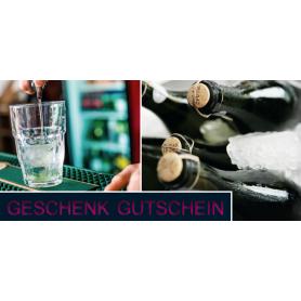 Gutschein Gastronomie - Bar Foyer