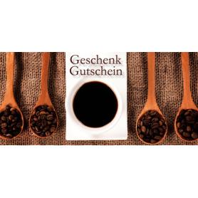 Gutschein Gastronomie - Kaffeegenuss
