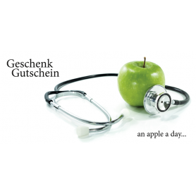 Gutschein Gesundheit - Fit & Gesund