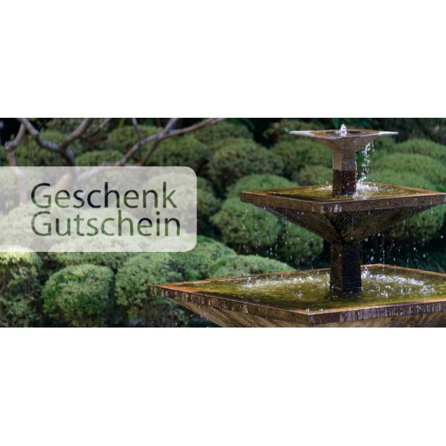 Gutschein Floristik - Gärtnerei Das Grün