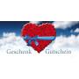 Gutschein Floristik - Valentinstag Herz