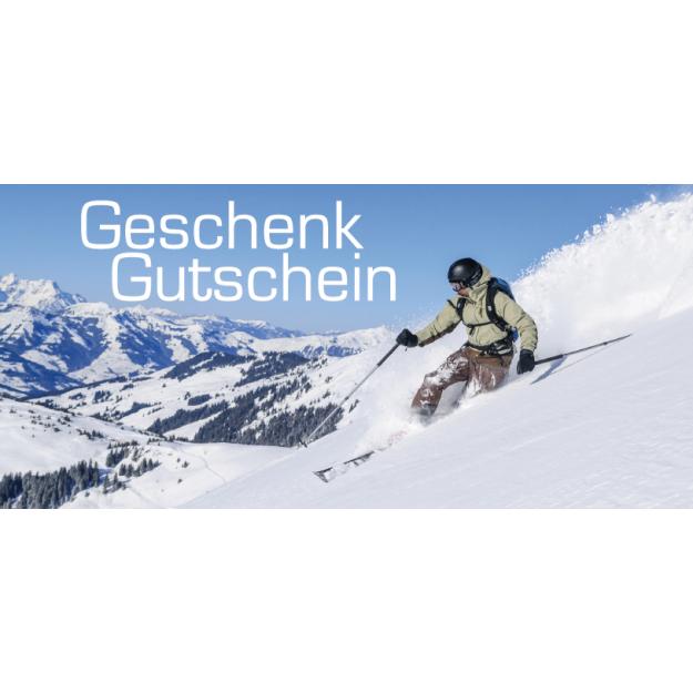 Gutschein Reisen - Wintersport