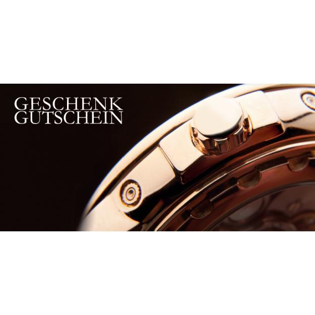 Gutschein Schmuck und Juwelen - Uhrwerk