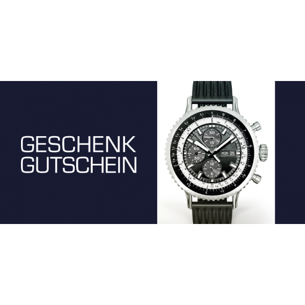 Gutschein Schmuck und Juwelen - Armbanduhr Mann