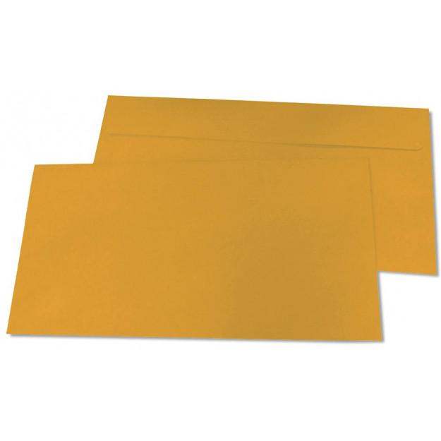 Briefumschläge, DIN-lang - orange