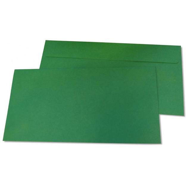 Briefumschläge, DIN-lang - grün