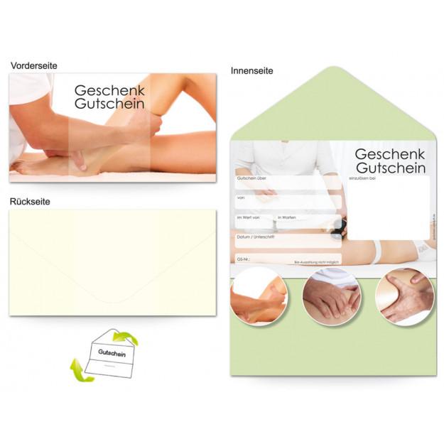 Gutschein Massage & Wellness - Medizinisch Massage