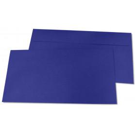 Briefumschläge, DIN-lang - dunkelblau