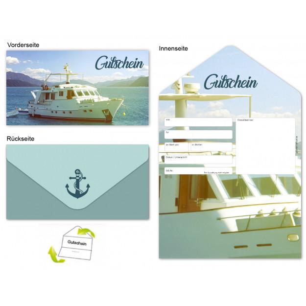 Gutschein Hobby & Freizeit - Boot