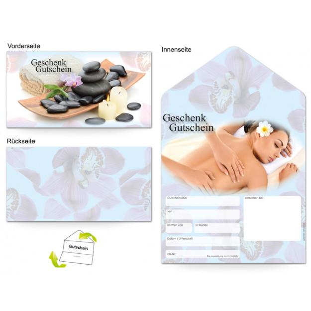 Gutschein Massage & Wellness - Thai Massage Frau