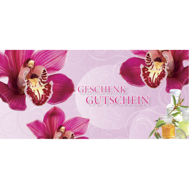 Gutschein Massage & Wellness - Frau Blumen
