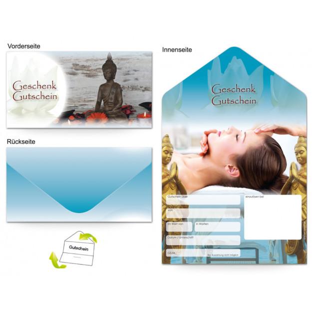 Gutschein Massage & Wellness - Thai Massage Buddha