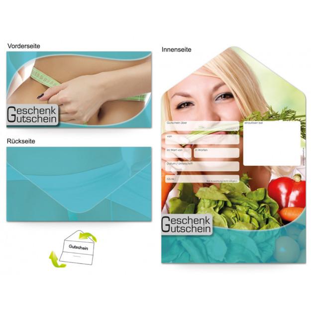 Gutschein Kosmetik - Abnehmen, gesundes Essen