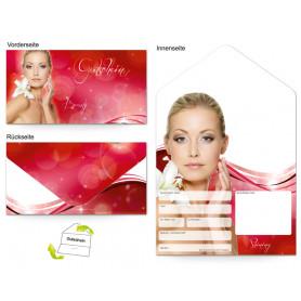 Gutschein Kosmetik - Gesichtspflege Frau