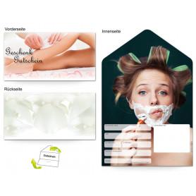 Gutschein Kosmetik - Haare entfernen modern