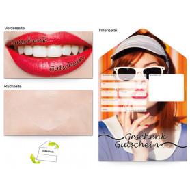 Gutschein Kosmetik - Make-up stylisch
