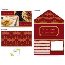 Gutschein Gastronomie - Asiabistro Frühlingsrolle
