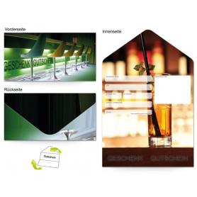 Gutschein Gastronomie - Bar Longdrink