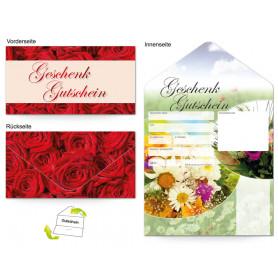 Gutschein Floristik - Blumenhandel Rosenmeer