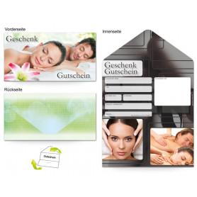 Gutschein Massage & Wellness - Paarmassage