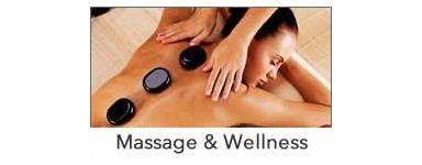 Gutscheinvorlagen Massage & Wellness